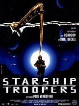 Постер к фильму «Звездный десант»