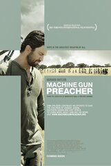Постер к фильму «Проповедник с пулеметом»