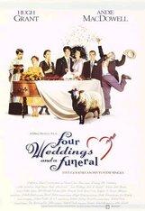 Постер к фильму «Четыре свадьбы и одни похороны»