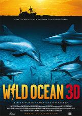 Постер к фильму «Дикий океан 3D»