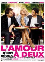 Постер к фильму «Любовь - это для двоих»