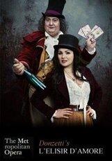 Постер к фильму «TheatreHD: Любовный напиток»