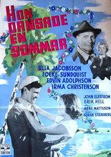 Постер к фильму «Она танцевала одно лето»