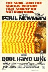 Постер к фильму «Хладнокровный Люк»