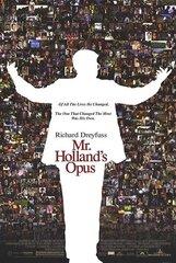 Постер к фильму «Опус мистера Холланда»