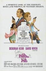 Постер к фильму «Пруденс и пилюля»