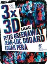 Постер к фильму «3x3D»