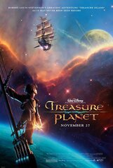 Постер к фильму «Планета сокровищ»