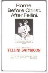 Постер к фильму «Сатирикон Феллини»