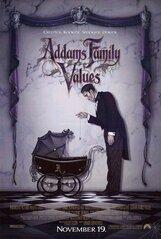 Постер к фильму «Ценности семейки Аддамс»