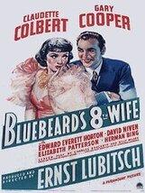 Постер к фильму «Восьмая жена Синей Бороды»