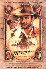 Постер к фильму «Индиана Джонс и Последний Крестовый Поход»