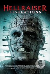 Постер к фильму «Восставший из ада: Откровение»
