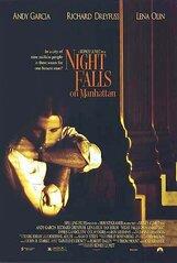 Постер к фильму «Ночь над Манхэттеном»