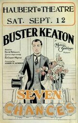 Постер к фильму «Семь шансов»