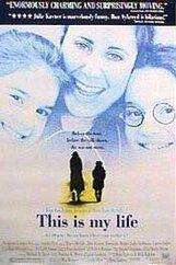 Постер к фильму «Это моя жизнь»