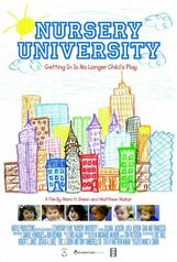 Постер к фильму «Nursery University»