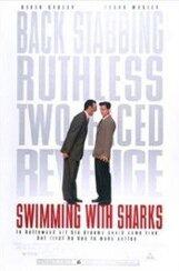 Постер к фильму «Среди акул»