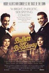 Постер к фильму «Пули над Бродвеем»