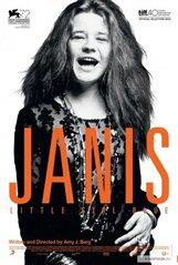 Постер к фильму «Дженис: Маленькая девочка грустит»
