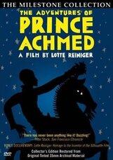 Постер к фильму «Приключения принца Ахмеда»