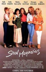 Постер к фильму «Стальные магнолии»