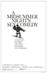Постер к фильму «Комедия секса в летнюю ночь»