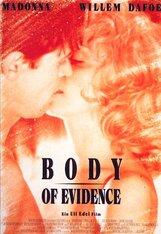 Постер к фильму «Тело как улика»