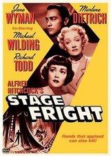 Постер к фильму «Страх сцены»