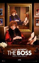 Постер к фильму «Большой босс»
