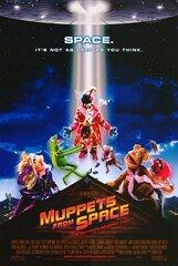 Постер к фильму «Маппеты в космосе»