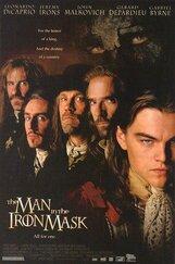 Постер к фильму «Человек в железной маске»