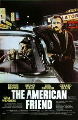 Постер к фильму «Американский друг»