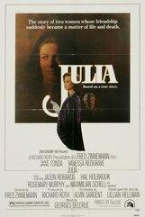 Постер к фильму «Джулия»