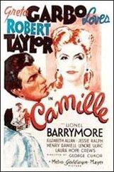 Постер к фильму «Дама с камелиями»