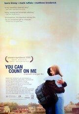 Постер к фильму «Можешь рассчитывать на меня»