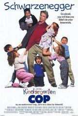 Постер к фильму «Детсадовский полицейский»