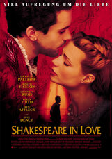 Постер к фильму «Влюбленный Шекспир»