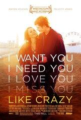 Постер к фильму «Как сумасшедший»