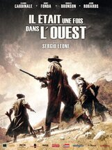 Постер к фильму «Однажды на Диком Западе»