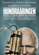 Постер к фильму «Столетний старик, который вылез в окно и исчез»