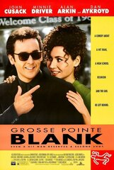 Постер к фильму «Убийство в Гросс-Пойнте»