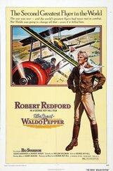 Постер к фильму «Великий Уолдо Пеппер»