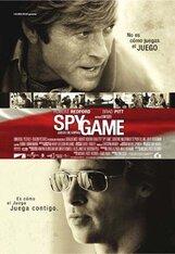Постер к фильму «Шпионские игры»