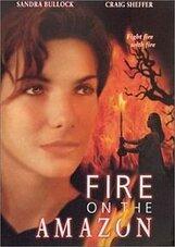 Постер к фильму «Амазонка в огне»