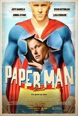 Постер к фильму «Бумажный человек»