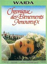 Постер к фильму «Хроника любовных происшествий»