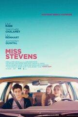 Постер к фильму «Мисс Стивенс»