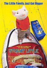 Постер к фильму «Стюарт Литтл»