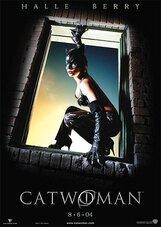 Постер к фильму «Женщина-кошка»